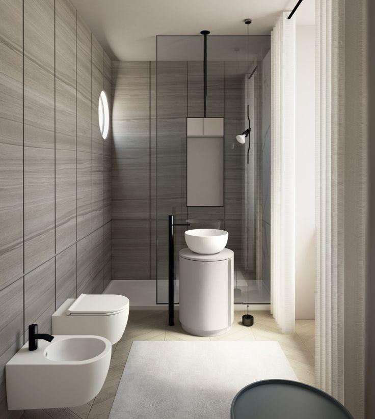 Arcadia by Ceramica Cielo: freestanding bathtubs and washbasins