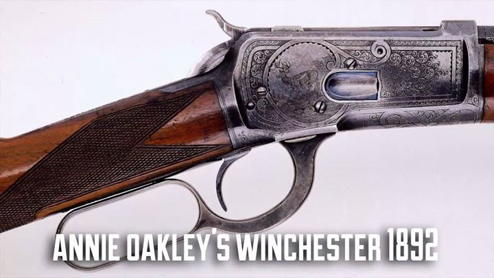 Lever-gun lovers, rejoice. Here's Cody Firearms Museum Curator Ashley Hlebinsky on three things you might not know about the Model 1892. #camping #hiking #outdoors #travel #nature