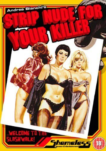 Strip Nude For Your Killer [1975] [DVD]:Amazon:Film & TV