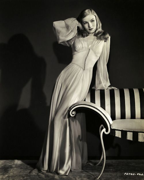 Veronica Lake, The Glass Key, 1943.
