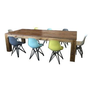 Parsons Urban Wood Conference Table