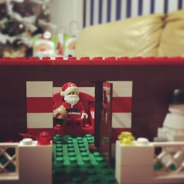 E' arrivato Babbo Natale