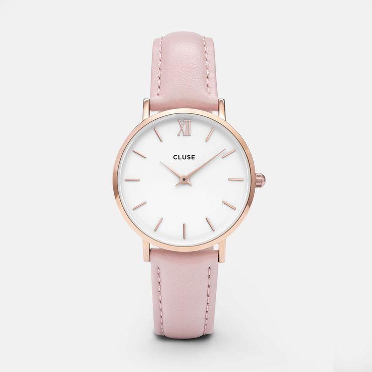 Minuit Rose Gold White/Pink