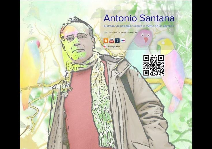 Antonio Santana's page on about.me – http://about.me/antoniosantana