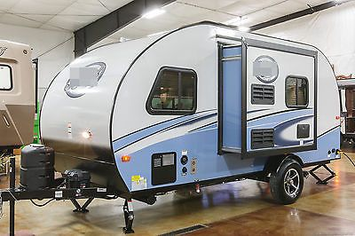 2017 Ultra Lite Slide-Out Travel Trailer Model RP-180