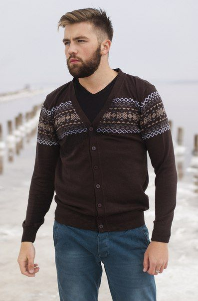Модный, качественный мужской джемпер, купить:http://modashop7.ru