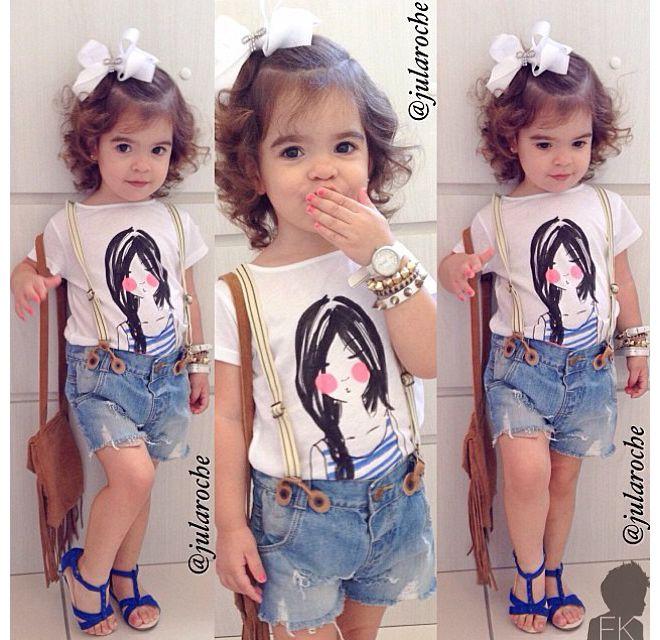Ropa para niñas on Pinterest | Google, Summer Clothing and Casual ...