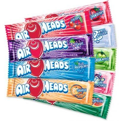 Vegan Air Heads Halloween Candy | 25 Vegan Halloween Candies from PETA.org