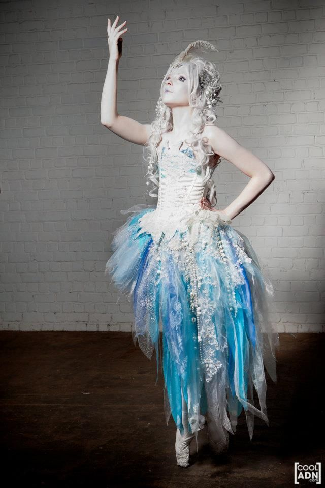 The 25+ best Ice queen costume ideas on Pinterest | Snow queen costume Ice queen makeup and Ice ...