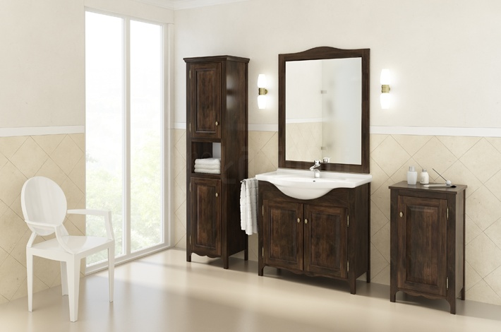 bathroom furniture - KLASIS, DEFTRANS #lazienka #meble #szafka #umywalka #washbasin #cabinet