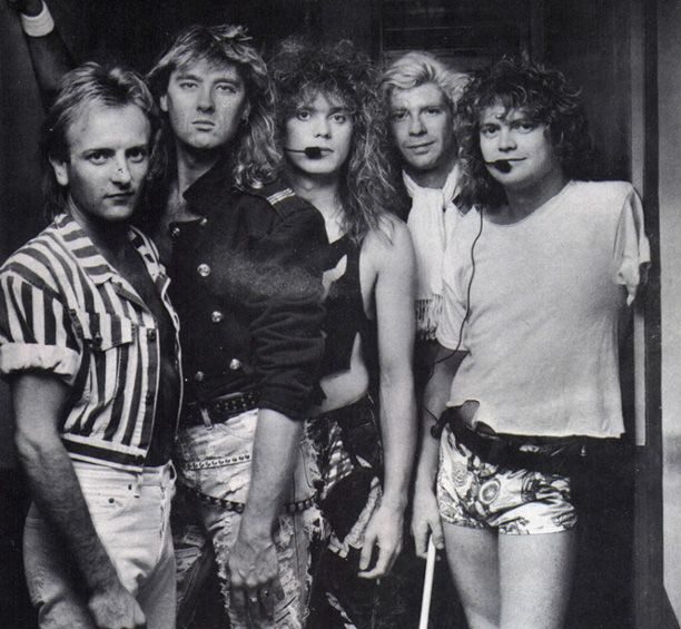 Everything Def Leppard