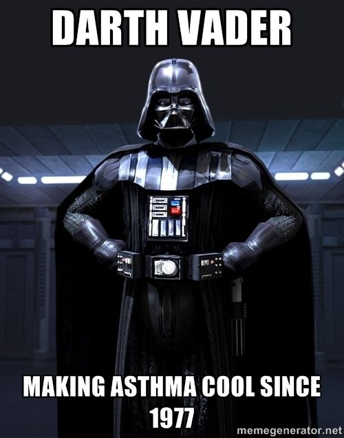 sloth meme asthma
