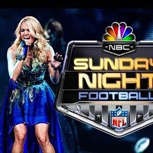 """Carrie Underwood Wrote a New """"Sunday Night Football"""" Theme Song"""