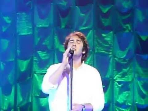 Josh Groban- Little False Alarms ( Wien Stadthalle 2013.V.30.)