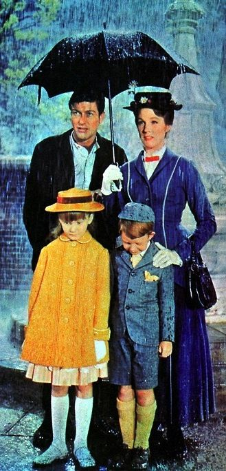 Movies that sometimes get forgotten nowadays but are MUST sees for kids... Mary Poppins