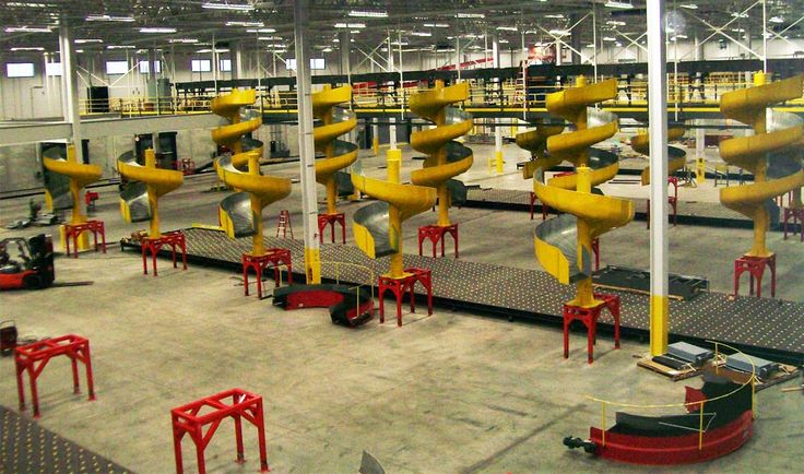 DHL, Building Five Package Distribution Center| BHDP