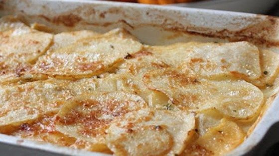 If you've ever had a craving for a dish with turnips, rutabagas, celery root, potatoes, and parsnips all-in-one, this cheesy and creamy vegetable gratin recipe is just what you're after.