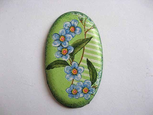 #Magnet #flori #albastre pe #fundal #vernil, magnet #frigider. Produs categoria #decoratiuni #casa si #gradina. Magnet #ipsos frigider #design model de #albastrele / flori albastre pe un #fundal vernil... http://handmade.luxdesign28.ro/produs/magnet-flori-albastre-pe-fundal-vernil-magnet-frigider-23646/