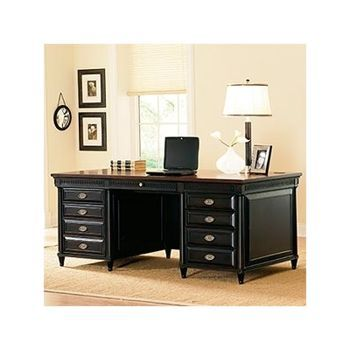 Liberty Executive Desk From Costco Furniture Pinterest
