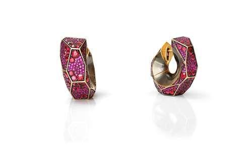 Otto Jacob #fk #fashionkiosk #jewellery #earrings #ruby #серьги #ювелирные #украшения