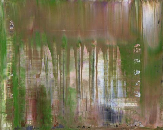 Gerhard Richter «Abstraktes Bild» (2000)