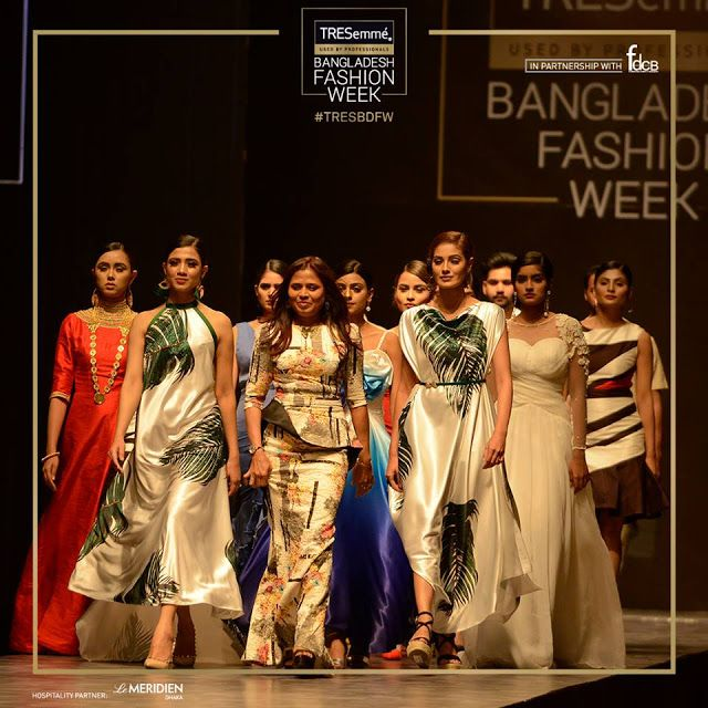 Tresemme Bangladesh Fashion Week 2019 Tresemme Is Partnering With Fashion Design Council Of Bangladesh Fdcb Date 23rd To 25th Fashion Fashion Week Tresemme