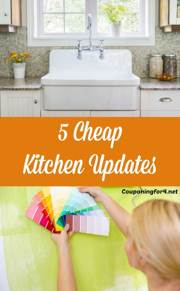 25 Best Ideas About Cheap Kitchen Updates On Pinterest