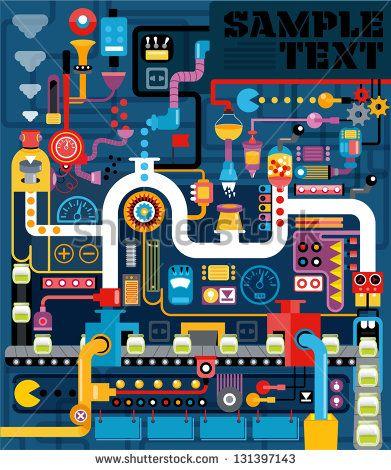 Robot Icon 스톡 벡터 및 벡터 클립 아트 | Shutterstock