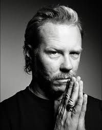 Metallica-james hetfield