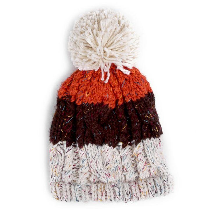 Autumn/Winter 2014 | FULLAHSUGAH STRIPE MULTI COLOUR BEANIE HAT | €11.90 | 4404101114 | http://fullahsugah.gr
