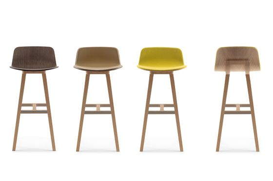 Counter stools | Seating | Kuskoa Barstool | Alki | Jean Louis. Check it on Architonic