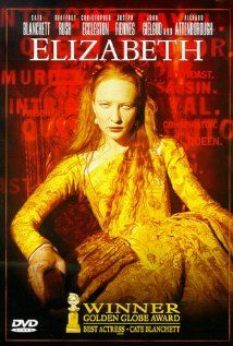 A trip back in time when Elizabeth I reigned England. Cate Blanchett, the Queen, learns the ropes with the help of Geoffrey Rush. An engaging, authentic, period piece.