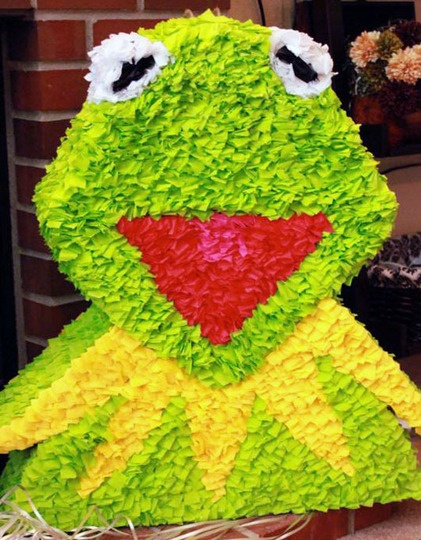 A Muppets Party may be in order if the obsession holds til next year.