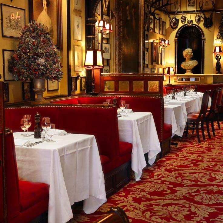 7 Must-Visit Old-School London Restaurants: Rules in Covent Garden