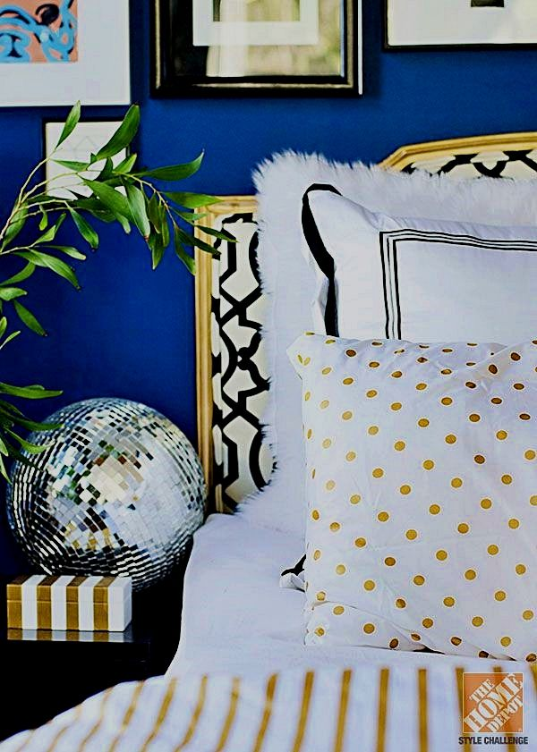Girl Bedroom Decor Tips A Selection Of Items Is Just 3 Or More Of A Kind Three Or More Pictures Additionally A Colle Gold Bedroom Home Decor Inspiration Decor