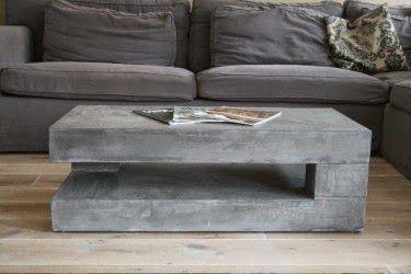 Beton  is hip en zie je in veel meubels momenteel voorbij komen. Een keukenblad van beton, een betonnen eetkamertafel of een bijvoorbeeld ee...