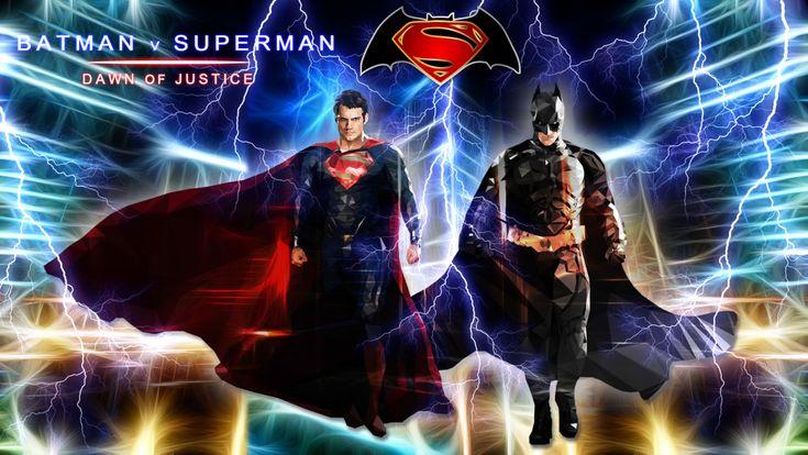 Batman v Superman Fan art