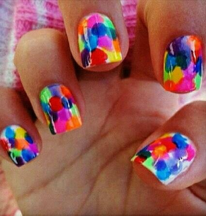 Colors To Paint Your Nails As A Teenager