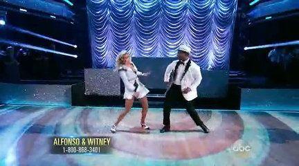 Alfonso Ribeiro & Witney Carson - Freestyle