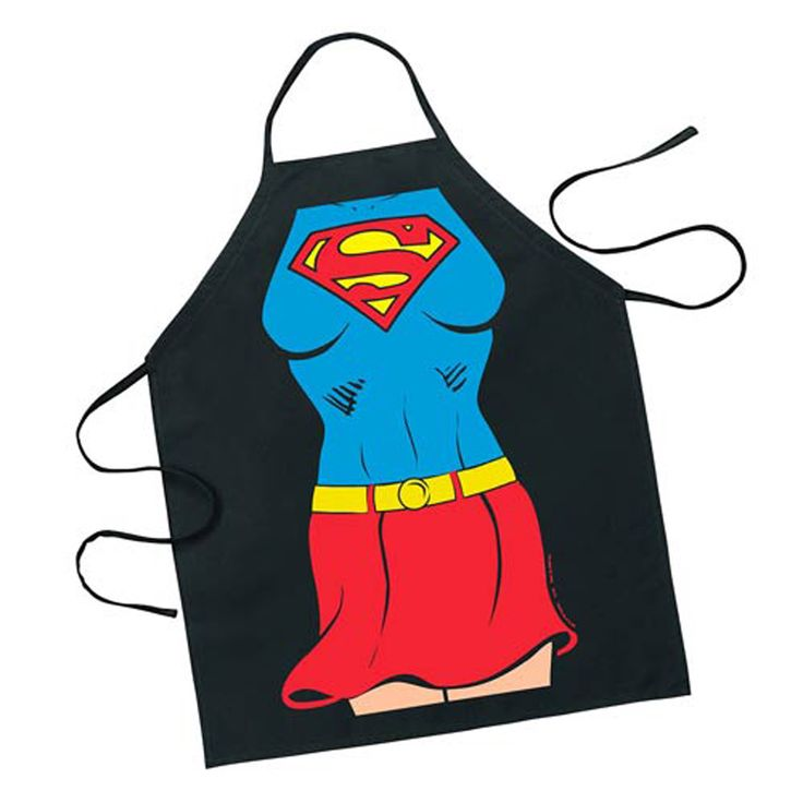 DC Comics Supergirl Character Apron