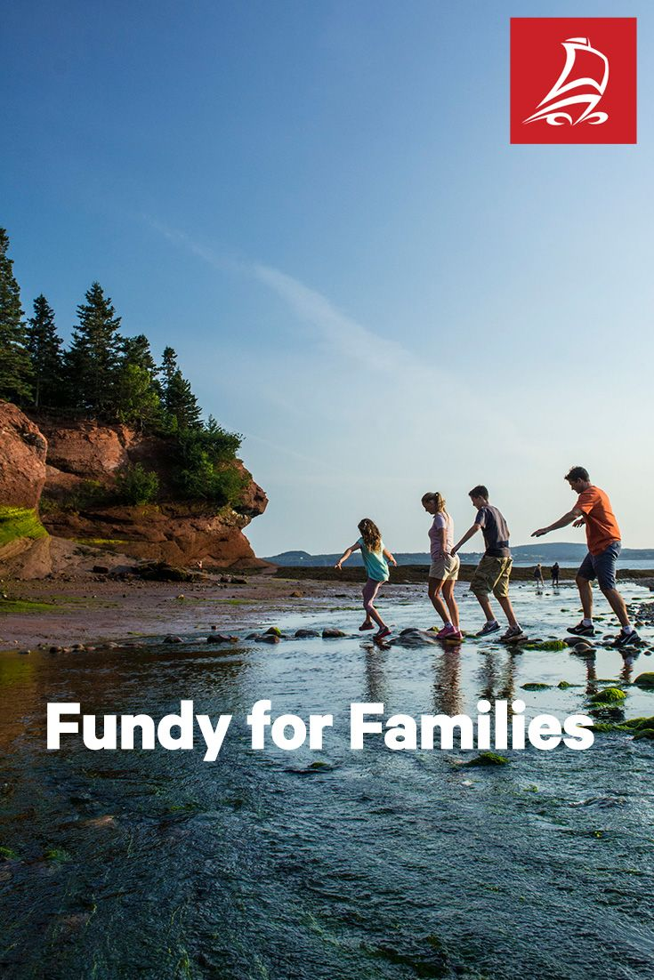 10 kid-friendly stops for an awesome family vacation on New Brunswick's Bay of Fundy coast. | Tourism New Brunswick blog