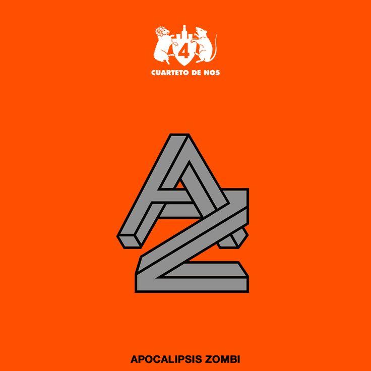 Apocalipsis Zombi - Cuarteto de Nos (Re diseño 1080p) - Todas las tapas acá: https://drive.google.com/drive/folders/0B6y83c2d6K9SWGg2V2ZEVnE1dlk
