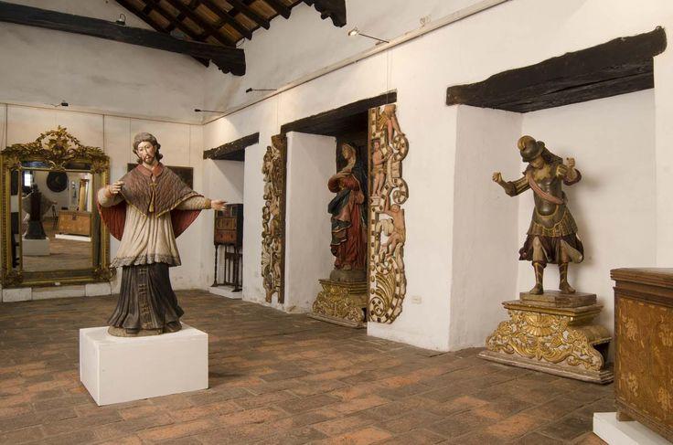 Arte religioso #MuseoBrigadierLópez
