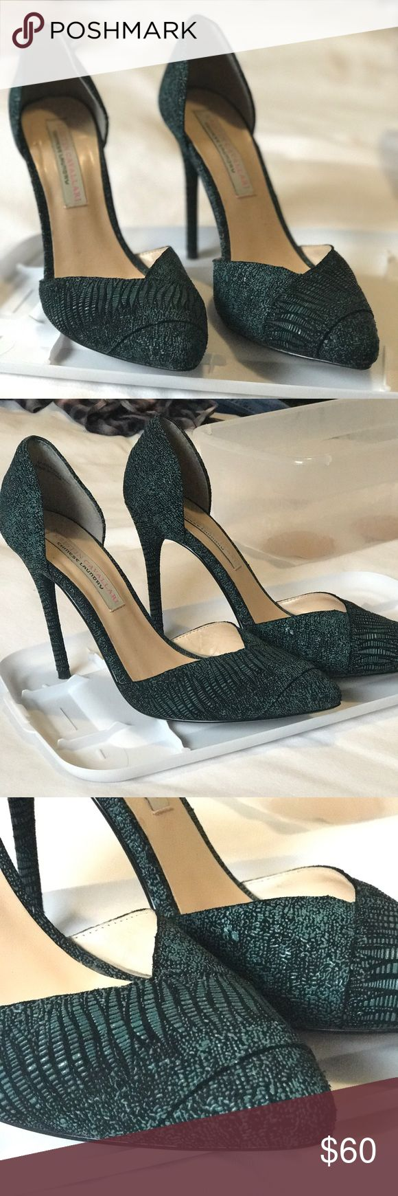 Kristin Cavalari by Chinese laundry heels Kristin Cavalari by Chinese laundry heels, the material is in perfect condition. Chinese Laundry Shoes Heels
