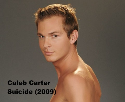 caleb carter naked