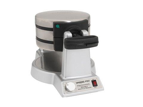 waring pro wmk600 double belgian waffle maker brushed stainless zapposcom free shipping