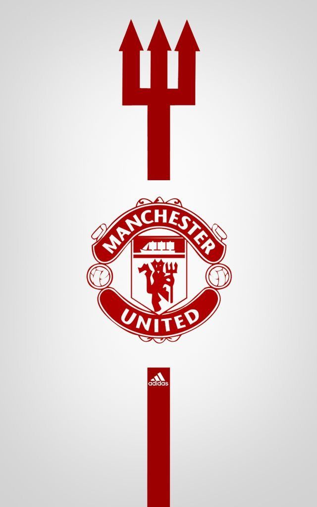 Manchester United, (Adidas Wallpaper)