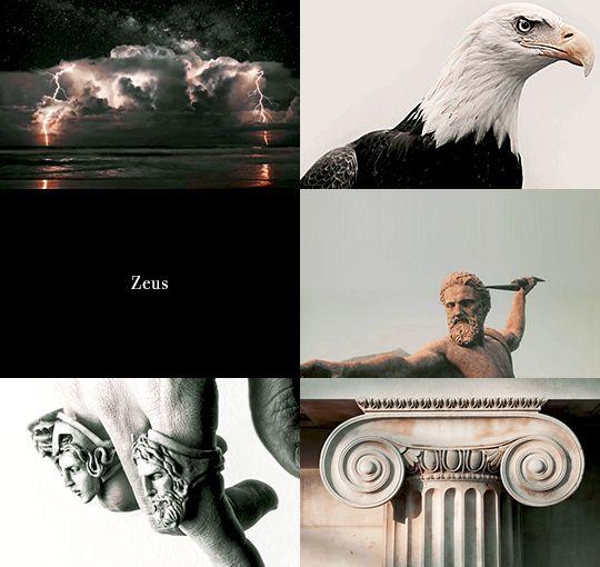 Greek Gods and their Roman counterparts | Zeus & Jupiter 1/2