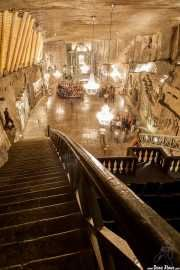 Minas de sal de Wieliczka. Fotos por Dena Flows