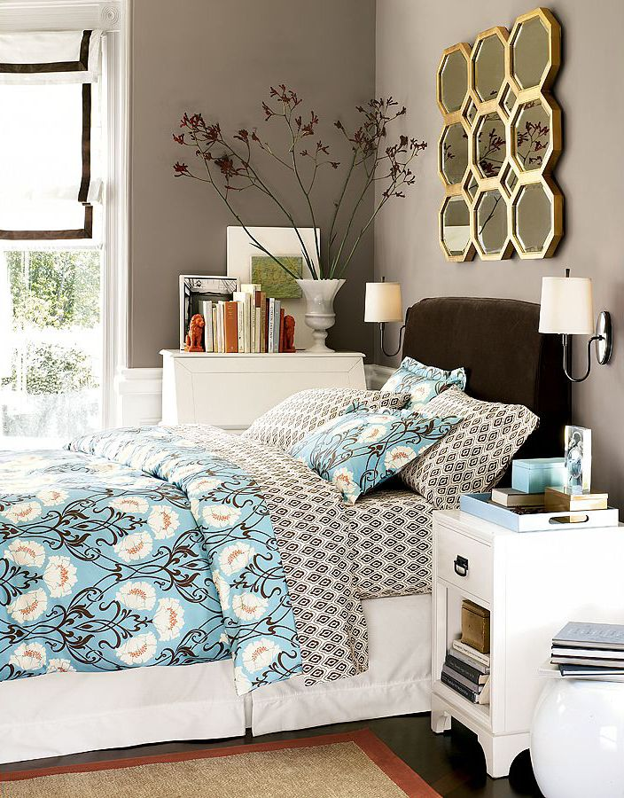 Bedroom Design Ideas Turquoise best 25+ chocolate brown bedrooms ideas on pinterest | long